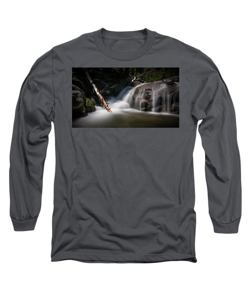 Long Sleeve T-Shirt featuring the photograph Squaw Creek by Sean Foster