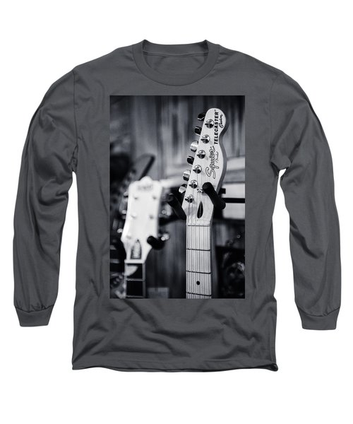 Squier Telecaster Long Sleeve T-Shirt