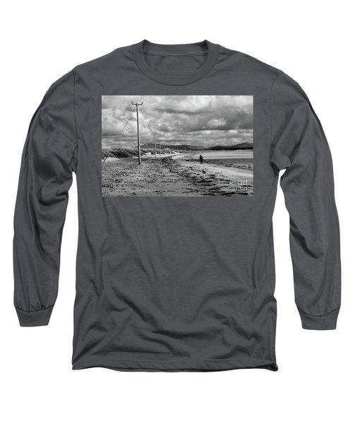 Srah Beach Belmullet Long Sleeve T-Shirt
