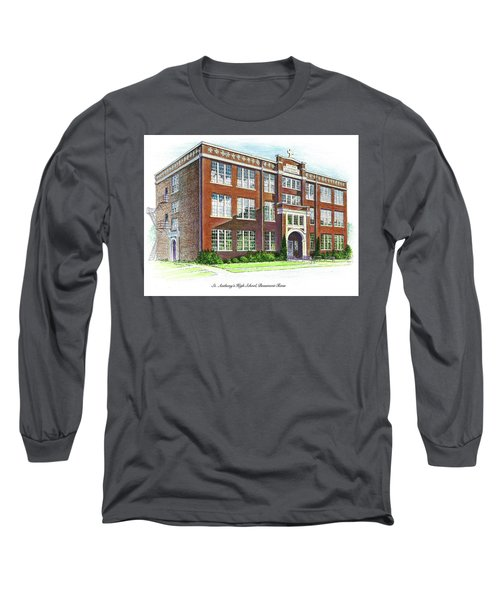 St. Anthony's High School Long Sleeve T-Shirt