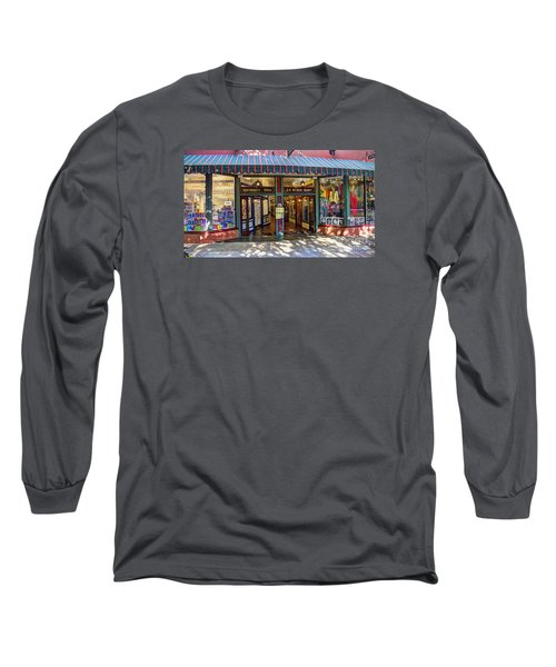 St Augustine Indoor Mall Long Sleeve T-Shirt