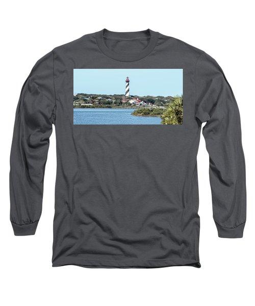 St. Augustine Lighthouse Long Sleeve T-Shirt
