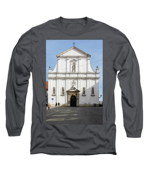 St. Catherine's Church Long Sleeve T-Shirt