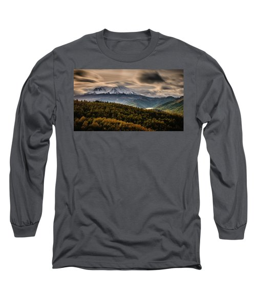 St. Helens Wrath Long Sleeve T-Shirt