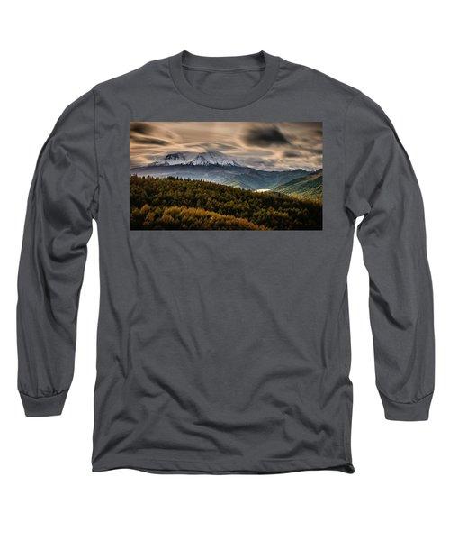 St. Helens Wrath Long Sleeve T-Shirt