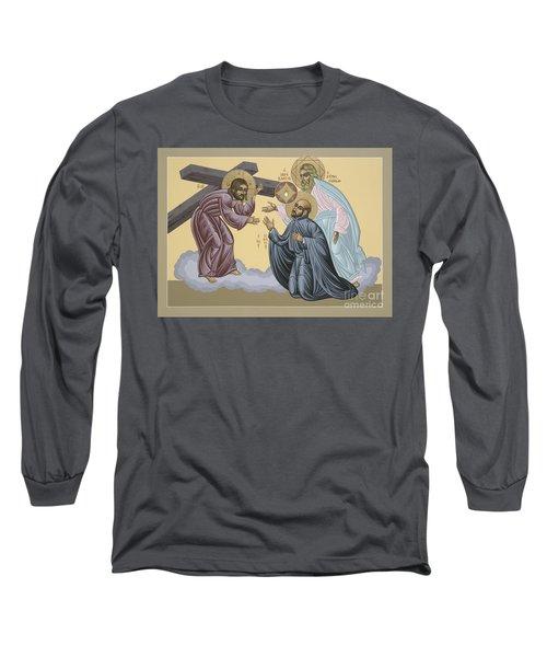 St Ignatius Vision At La Storta 074 Long Sleeve T-Shirt