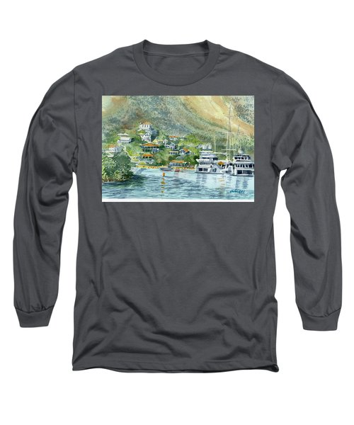 St. Maarten Cove Long Sleeve T-Shirt