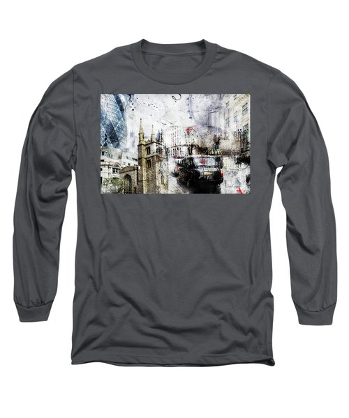 St Mary Axe Long Sleeve T-Shirt