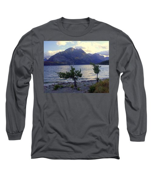 St. Mary Lake Long Sleeve T-Shirt