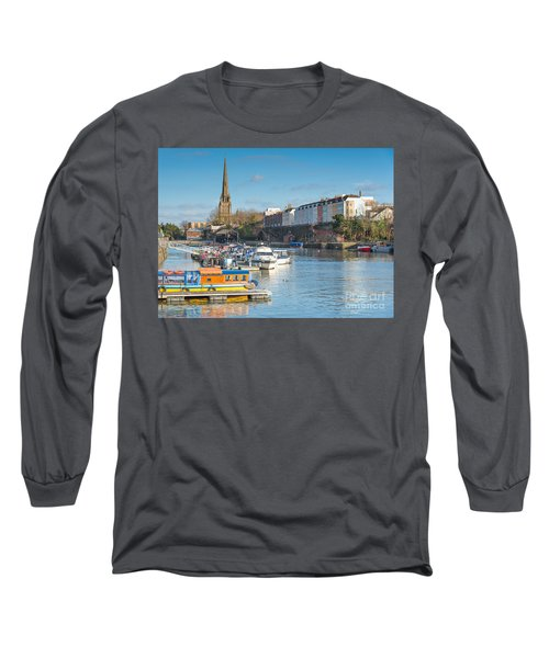 St Mary Redcliffe Church, Bristol Long Sleeve T-Shirt