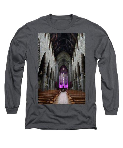 St. Mary's Cathedral, Killarney Ireland 1 Long Sleeve T-Shirt