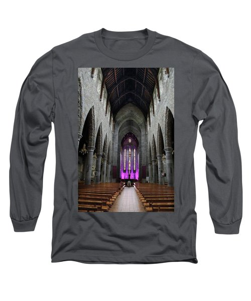 St. Mary's Cathedral, Killarney Ireland 1 Long Sleeve T-Shirt