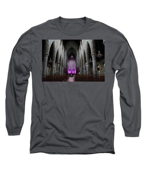 St. Mary's Cathedral, Killarney, Ireland 2 Long Sleeve T-Shirt