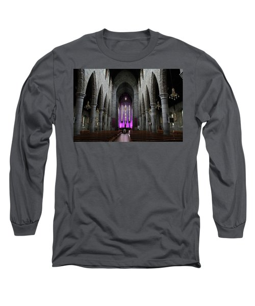 St. Mary's Cathedral, Killarney, Ireland 2 Long Sleeve T-Shirt
