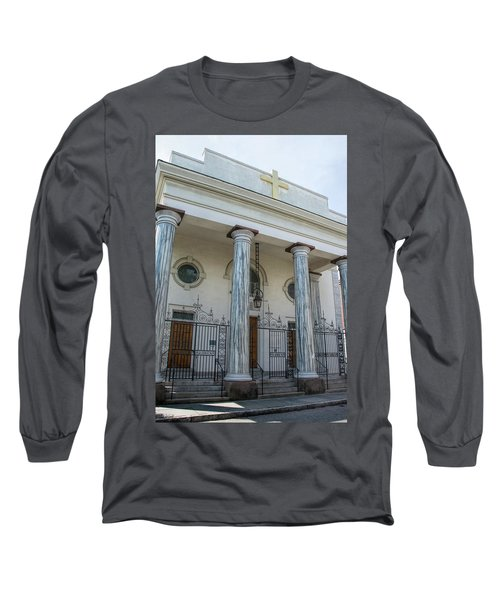 St. Mary's Long Sleeve T-Shirt by Ed Waldrop