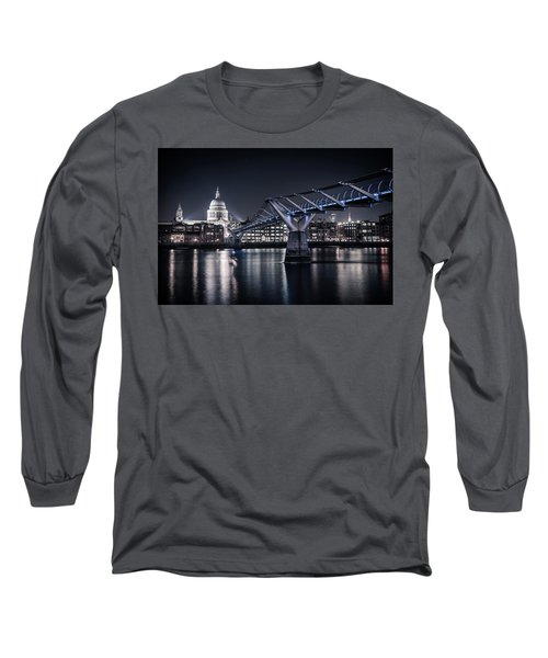 St Pauls Cathedral Long Sleeve T-Shirt