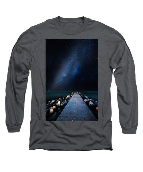 St. Pete Night Long Sleeve T-Shirt