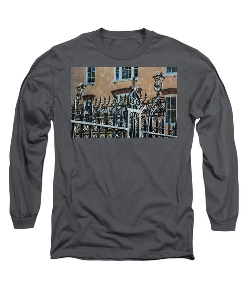 St. Philip's Gate Long Sleeve T-Shirt by Ed Waldrop