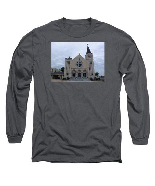 St Pius X Catholic Church Long Sleeve T-Shirt