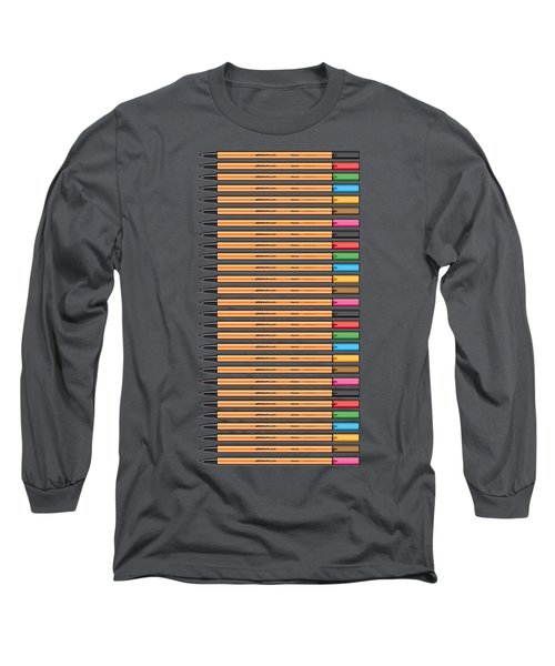 Stabilo Point 88 Fineliner Poster Long Sleeve T-Shirt