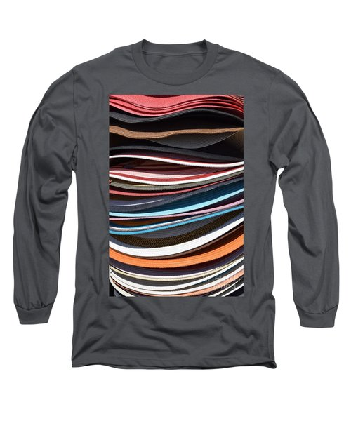 Stacked Sombreros Long Sleeve T-Shirt