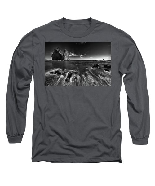 Stacks In Olympic Long Sleeve T-Shirt