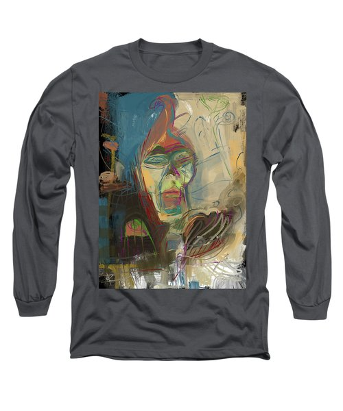 Stage Fright Long Sleeve T-Shirt