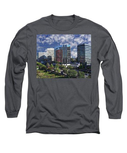 Stamford City Center Long Sleeve T-Shirt