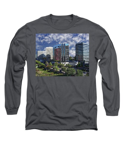 Stamford City Center Long Sleeve T-Shirt