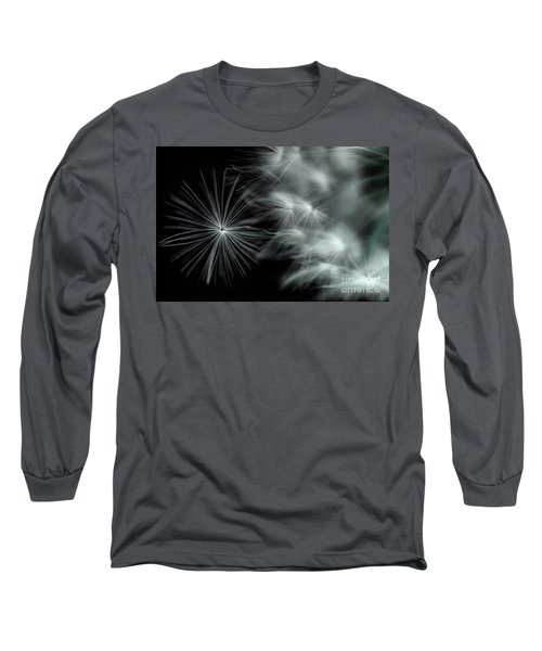 Stand Out And Be Noticed Long Sleeve T-Shirt by Michael Eingle