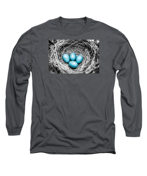 Stand Out  Long Sleeve T-Shirt by Parker Cunningham