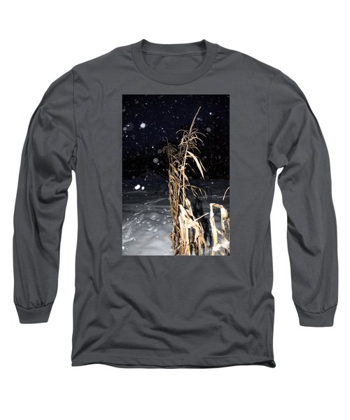 Long Sleeve T-Shirt featuring the photograph Stand Tall by Annette Berglund