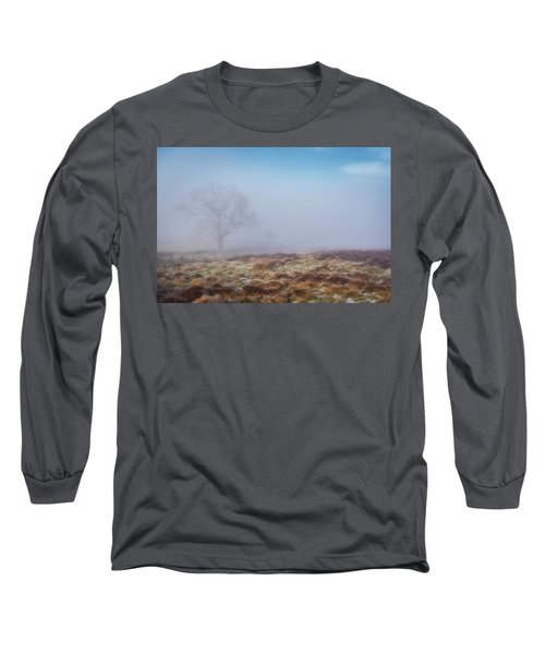 Long Sleeve T-Shirt featuring the photograph Standing Fiercely by Jeremy Lavender Photography
