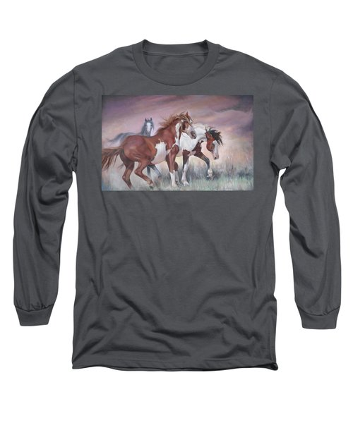 Standing Ground Long Sleeve T-Shirt