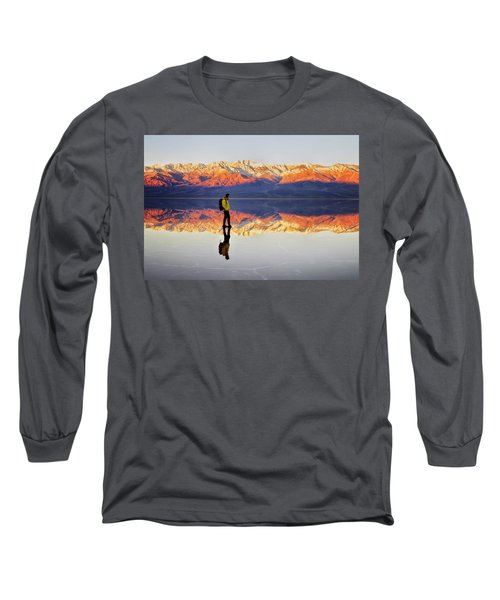 Standing On Water Long Sleeve T-Shirt