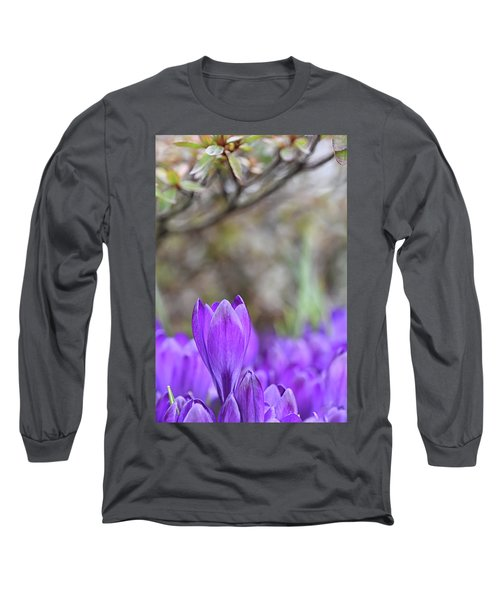 Standing Out From The Crowd Long Sleeve T-Shirt