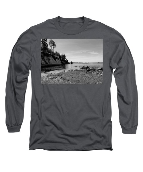Stanley Park, Vancouver Long Sleeve T-Shirt
