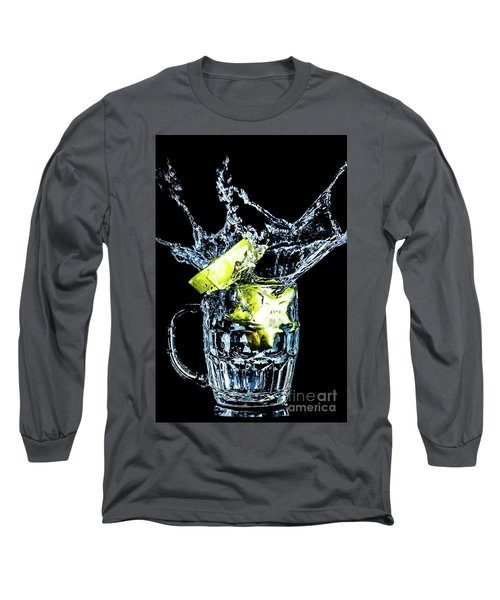 Star Fruit Splash Long Sleeve T-Shirt