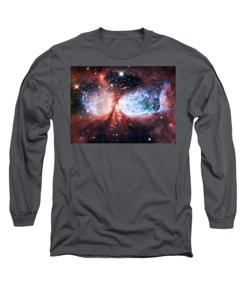 Star Gazer Long Sleeve T-Shirt by Jennifer Rondinelli Reilly - Fine Art Photography