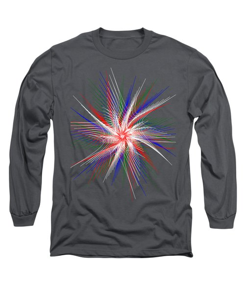 Star In Motion By Kaye Menner Long Sleeve T-Shirt