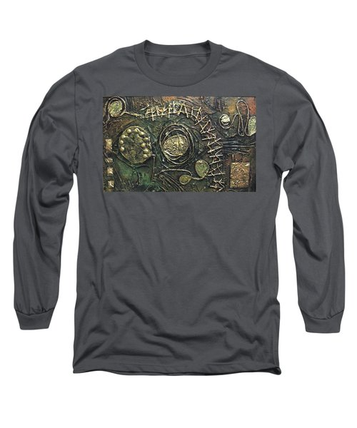 Star Ladder Long Sleeve T-Shirt by Bernard Goodman