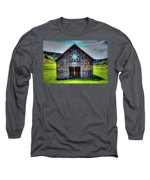 Star Of Bethlehem Long Sleeve T-Shirt