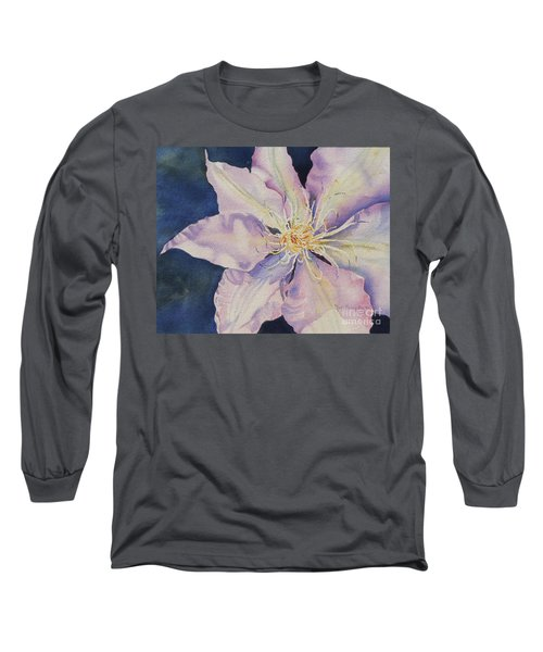 Star Shine Long Sleeve T-Shirt by Mary Haley-Rocks