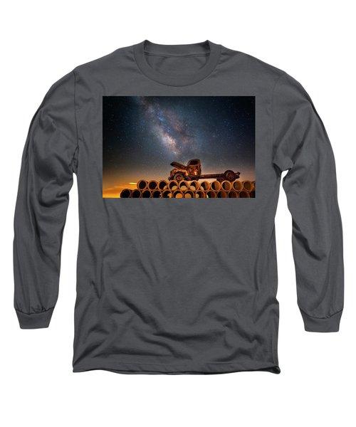 Star Struck Truck  Long Sleeve T-Shirt