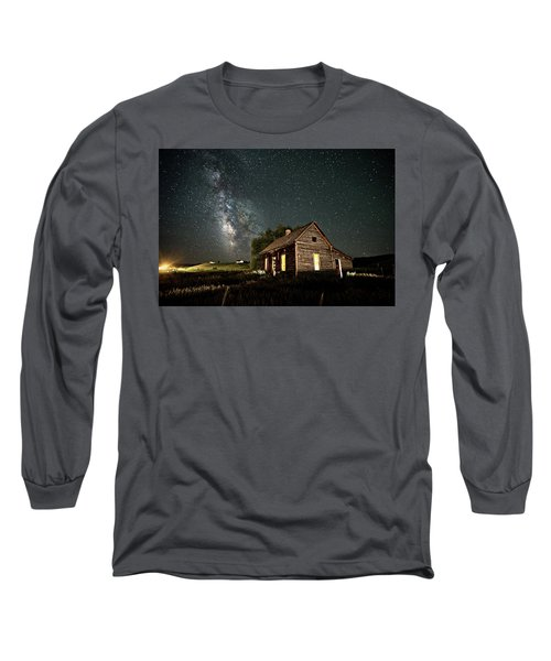 Star Valley Cabin Long Sleeve T-Shirt