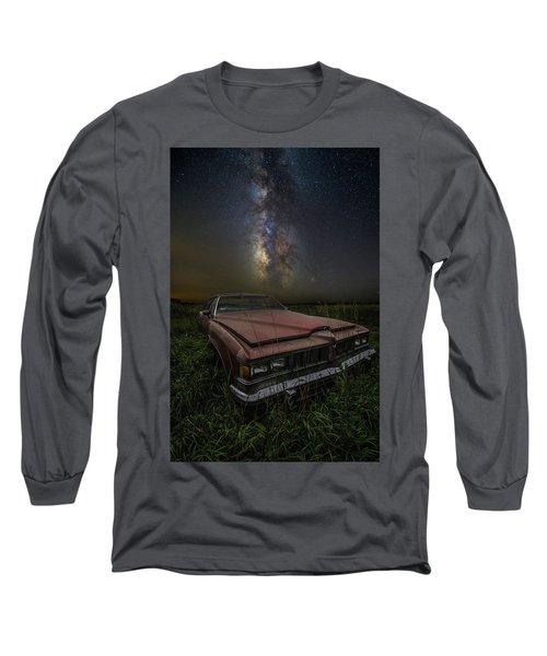 Stardust And Rust - Pontiac Long Sleeve T-Shirt