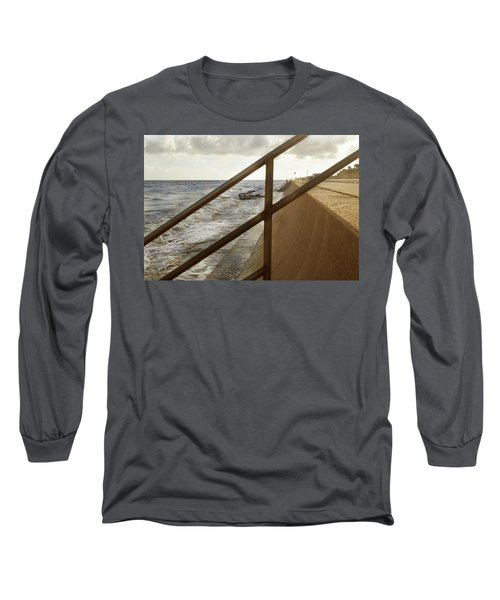 Stare Through The Lines Long Sleeve T-Shirt