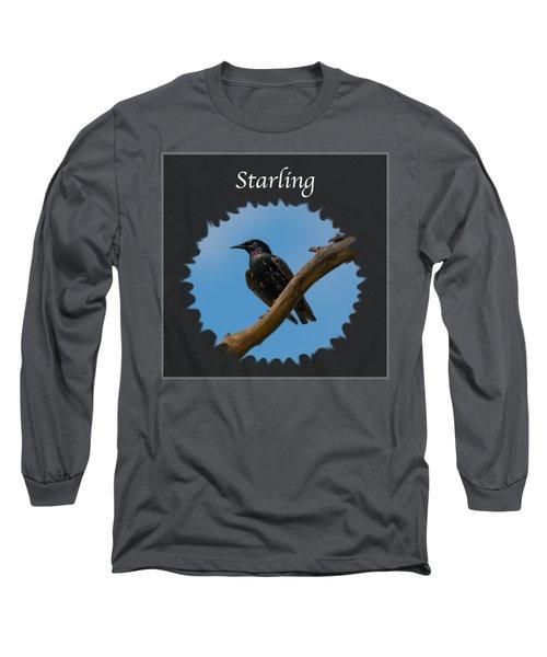 Starling   Long Sleeve T-Shirt