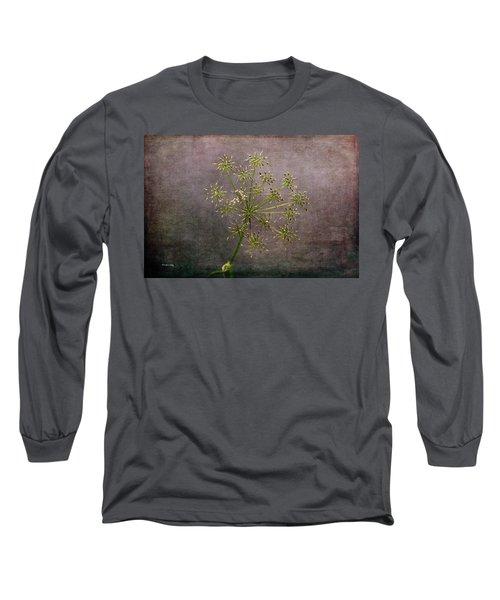 Long Sleeve T-Shirt featuring the photograph Starry Flower by Randi Grace Nilsberg