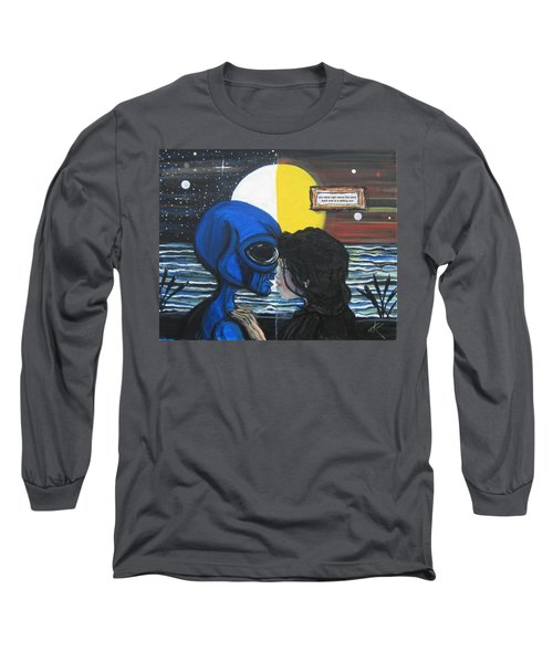 Stars Are Setting Suns Long Sleeve T-Shirt